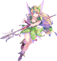 Trials of Mana Riesz Guide | Classes, Abilities and Stats