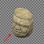 Rock-head-Statue-Fake