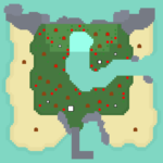 Short River Island #1