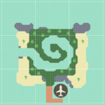 Spiral River Island