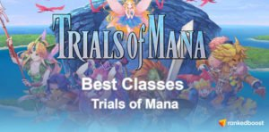 Trials of Mana Best Classes for each Character