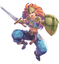 Trials of Mana Liege Class | Stats, Abilities and How To Unlock