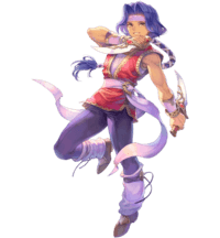 Trials of Mana Hawkeye