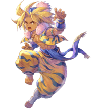 Trials of Mana Kevin