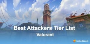 Valorant Best Attackers Agents and Attacking Team Comps