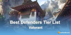 Valorant Best Defending Agents and Defender Team Comps