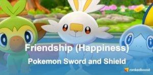 Pokemon Sword and Shield Friendship Guide
