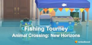 Animal Crossing New Horizons Fishing Tourney