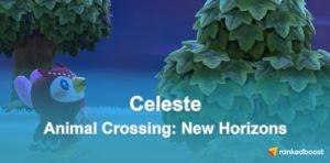 Animal Crossing New Horizons Celeste