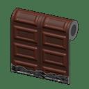 Dark Chocolate Wall