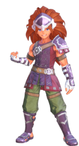 Trials of Mana Gladiator Class | Stats, Abilities and How To Unlock