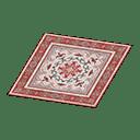 Red Persian Rug