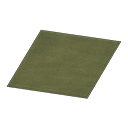 Simple Medium Avocado Mat