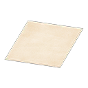 Simple Medium White Mat