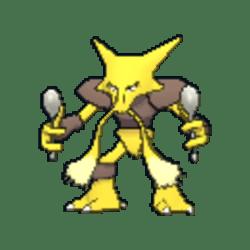 Alakazam Pokemon SW and SH