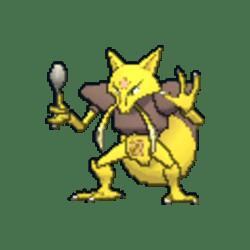 Kadabra Pokemon SW and SH