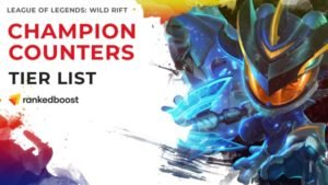 League of Legends Wild Rift Counters