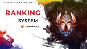 League of Legends Wild Rift Ranking System