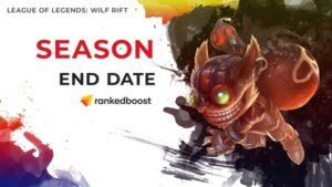 League of Legends Wild Rift Season End Date
