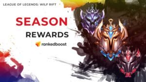 League of Legends Wild Rift Season Rewards