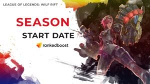 League of Legends Wild Rift Season Start Date