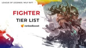 LoL Wild Rift Fighter Best Champions