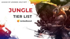 LoL Wild Rift Jungle Best Champions