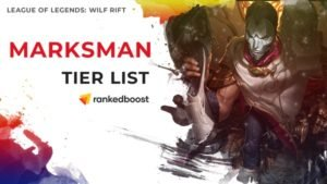 LoL Wild Rift Marksman Best Champions