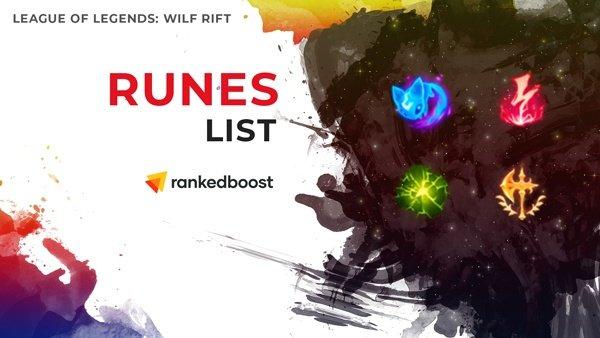 LoL-Wild-Rift-Runes-List