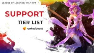 LoL Wild Rift Support Best Champions