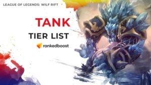 LoL Wild Rift Tank Best Champions