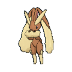 Lopunny Pokemon SW and SH