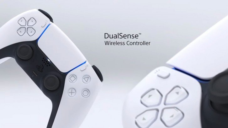 Playstation Features DualSense Controllers