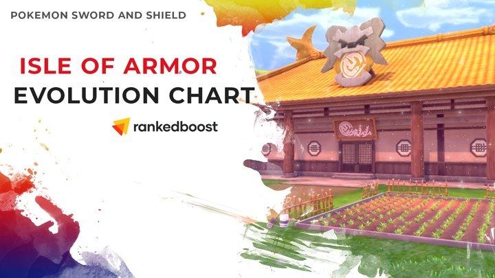 Pokemon-Sw-Sh-Isle-of-Armor-Evolution-Requirements
