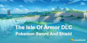 Pokemon Sword And Shield How To Find The Isle Of Armor DLC