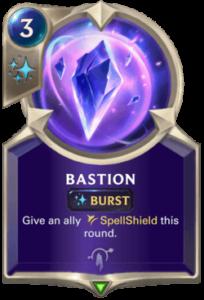 Bastion Legends of Runeterra