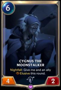 Cygnus the Moonstalker Legends of Runeterra