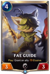 Fae Guide Legends of Runeterra