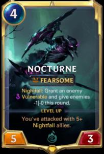 Nocturne Legends of Runeterra