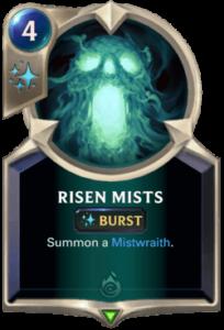 Risen Mists Legends of Runeterra