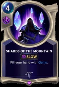 Shards of the Mountain Legends of Runeterra