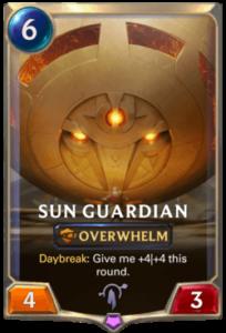 Sun Guardian Legends of Runeterra