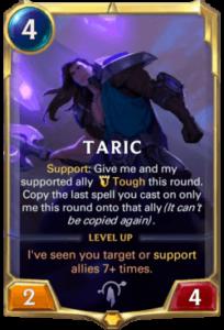Taric Legends of Runeterra