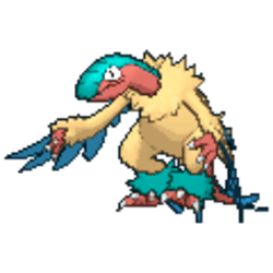 Archeops Pokemon Sword and Shield