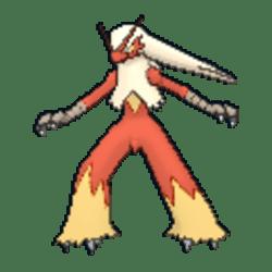 Pokemon Sword and Shield Blaziken | Locations, Moves ...