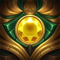 Gold Summoner Icon Season 10 Reward