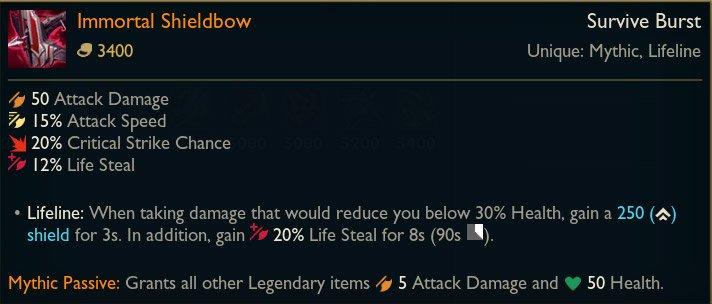 Immortal-Shieldbow-Marksmen-Mythic-Item