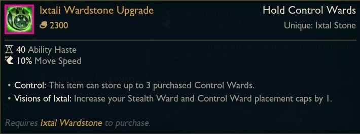 Ixtali-Wardstone-Upgrade-New-Legendary-Item-LoL