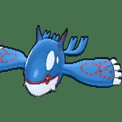 Kyogre Pokemon