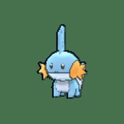Mudkip Pokemon Sword and Shield